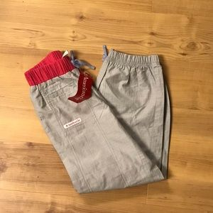 "American Girl ""Ripstop"" pants girls size 7 New"
